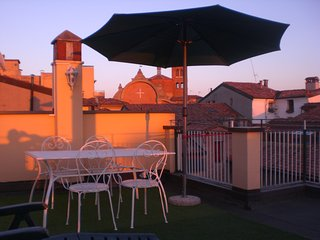 AtelierdiMarcella penthouse on the old rooftops - Bologna vacation rentals