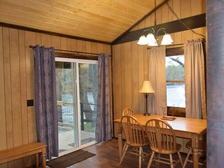 2  Sit on the cabin porch overlooking the trout stocked river and wildlife! - Sylva vacation rentals