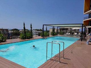Sea View New Apartment + Pool + Parking! 4 - Tel Aviv vacation rentals