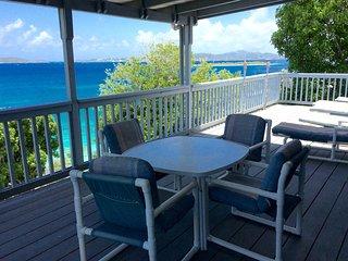 Sky Top Overlooking Beautiful Frank Bay Beach - Cruz Bay vacation rentals