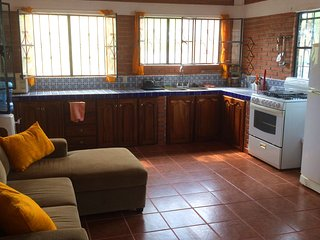 1/2 block to beach; small town Mexico; pool (Casa de Sonrisas 1B/1B) - La Peñita de Jaltemba vacation rentals