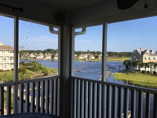 Waterfront Splendor / Snowbirds & Golfers Welcome - Little River vacation rentals