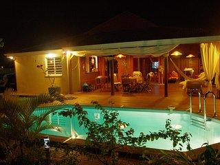 villa familliale au charme créole - Lamentin vacation rentals