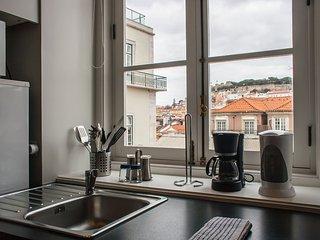 Lisbon Downtown Center Apartment III, Chiado - Lisboa vacation rentals