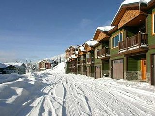 Village Townhouse With Private Hot-tub - Big White vacation rentals