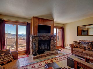 BB204 Buffalo Village 2BR 2BA - Silverthorne vacation rentals