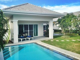 RHH27 West Hua Hin 3 bedroom 2 bathroom pool villa - Hua Hin vacation rentals