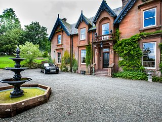 Perfect 7 bedroom Manor house in Beattock - Beattock vacation rentals