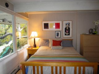 Furnished Studio Apartment at Miner Rd & Camino Sobrante Orinda - Orinda vacation rentals