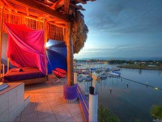 PenthouseDreams Waterfront Marina Nuevo Vallarta. - Nuevo Vallarta vacation rentals