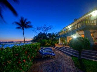 Beautiful charming Beach front Villa,Bucerias - Bucerias vacation rentals