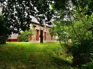 Mon Savoureux Jardin : Gîte 4/8 personnes en Anjou - Challain-la-Potherie vacation rentals
