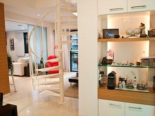 Linda Cobertura 03 quartos Jardim Botânico#362 - Rio de Janeiro vacation rentals
