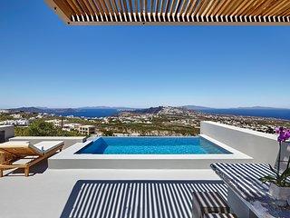 Newest Luxury Villa in Santorni - Pyrgos vacation rentals