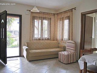 Voula Kourbeti Apartments Ag.Nikolaos Sithonia-1 - Agios Nikolaos vacation rentals