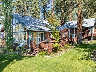 Tahoe Charm with Lake Views and Access to a Private Beach - Zephyr Cove vacation rentals