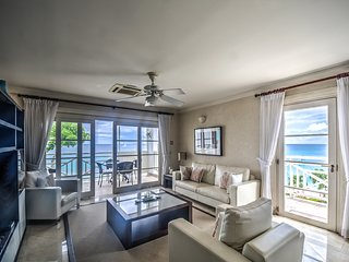 Luxurious Beachfront Apartment - Paynes Bay vacation rentals