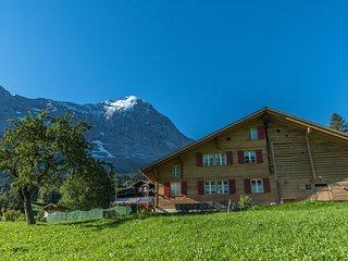 Chalet mitten in der Natur mit viel Service, liebevoll eingerichtet, sehr ruhig! - Grindelwald vacation rentals