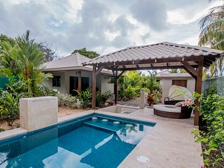 J5 Luxury Villa 2 Bdrm walk to the Beach - Uvita vacation rentals