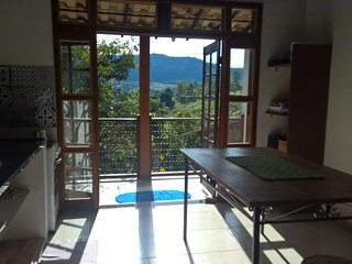 Bright 3 bedroom Tiradentes Apartment with Balcony - Tiradentes vacation rentals