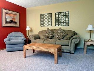Bright 2 bedroom Frisco Apartment with Deck - Frisco vacation rentals