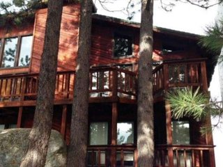 Heavenly views, 3BR, private with pool & hot tub - Stateline vacation rentals