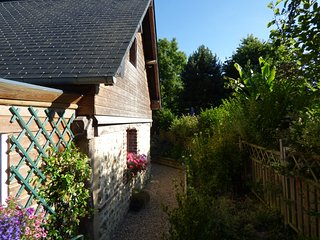 Maison avec jardin proche Honfleur - Fourneville vacation rentals