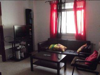 Comfortable rooms in spacious apartment - Malaga vacation rentals