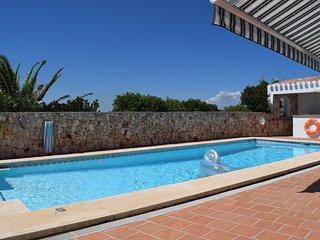 Luxuriöse Villa, Salzwasserpool, sehr ruhige Lage - Mahon vacation rentals