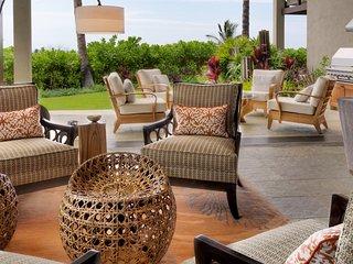 Luxury Ocean View Villa at Hulalai Resort Four Seasons Big Island - Kailua-Kona vacation rentals