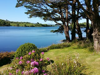 Westerly House on shores of Bantry Bay (sleeps 12) - Ballylickey vacation rentals