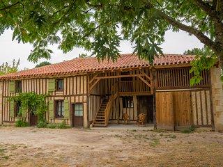 Grenouille - Gîte de caractère au coeur des Landes - Losse vacation rentals