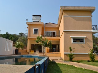 Simply Offbeat 5bhk Private Plunge Pool Villa Goa - Aldona vacation rentals