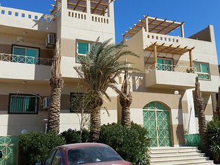 apartment with own private roof terrace. - Hurghada vacation rentals