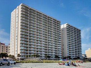 LuxuryDIRECT oceanfront 3bd/3ba condo - North Myrtle Beach vacation rentals