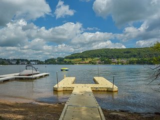 Lake Views, Large Grassy Lawn, Close to Wisp - McHenry vacation rentals
