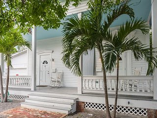 Mary's Backyard Too - Tastefully Decorated Home In Perfect Location! - Key West vacation rentals