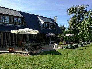 Grande maison normande proche Honfleur - Genneville vacation rentals