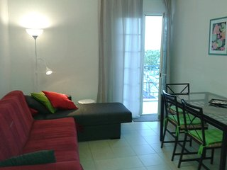 Seaside town one bedroom flat, overlooking the sea - Kylini vacation rentals