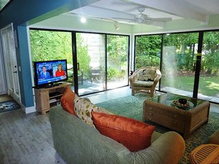 14,SEAPINES,5/min wlk.Beaches,Bikes,WiFi,golf disc - Hilton Head vacation rentals