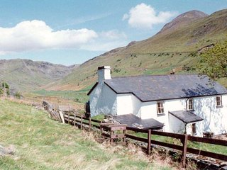 Croesor Bach is a traditional, detached farmhouse, at the top of the valley - Llanfrothen vacation rentals