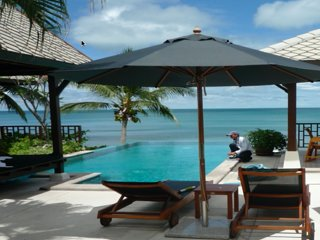 4 Bedroom Beachfront in 5* Kanda Residences - Choeng Mon vacation rentals