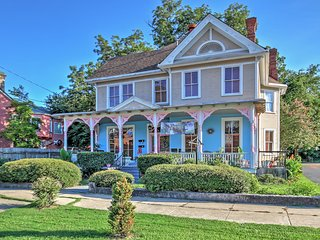Charming 4BR Downtown Augusta Victorian Home! - Augusta vacation rentals