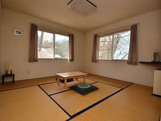 Hakuba Haven Lodge, Japanese style room (202) - Hakuba-mura vacation rentals