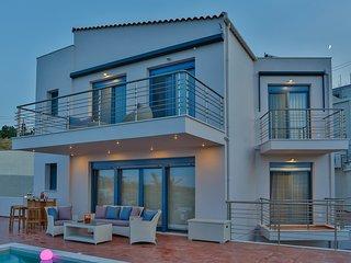 Comfortable 5 bedroom Villa in Kalivia - Kalivia vacation rentals