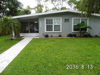 Florida Cottage 3BR 2BA  Near Many Gulf Beaches - Port Charlotte vacation rentals