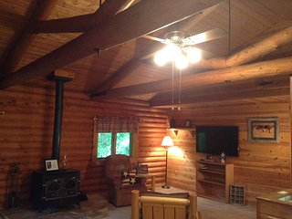 Perfect Cabin with Patio and Game Room - Glendale vacation rentals