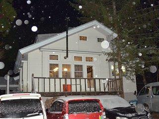 Hakuba Haven Lodge - Whole lodge sleeps 18 - Hakuba-mura vacation rentals