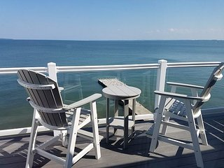 Beautiful Waterfront Put-in-Bay Condo - 2 Floors, 4 BR 3 BA - 12 ppl max - Put in Bay vacation rentals