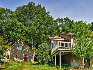 NEW! Peaceful 2BR Rockport Townhome w/Private Deck - Rockport vacation rentals